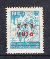 Trieste B   -   1949. Partigiani Jugoslavi. Yugoslav Partisans. Ottima Centratura. MNH - Occup. Iugoslava: Trieste