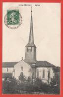 CPA Songy - Église - France