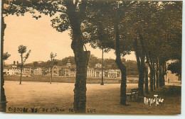 DEP 64 CIBOURE VUE DE SAINT JEAN DE LUZ - Ciboure