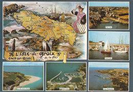 CPM L'ISLE DE GROIX - Enez Ar Groac'h - ïle De La Fée - Groix