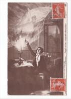 25173 Salon Des Boursiers De L'Etat 1912 Rouget De L'Isle Composant Marseillaise -Scherrer -1148 AN Paris - Peintures & Tableaux
