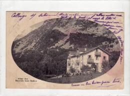 HOTEL DES SOURCES SOUS SALEVE - CPA - France