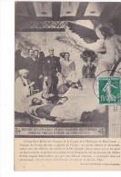 25178 Paris Michel Fresques Crypte Basilique Bois Chenu -armée Mer Marin Amiral -Pere Joseph -Monchablon - Tableaux, Vitraux Et Statues