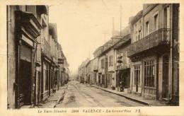 VALENCE D ALBIGEOIS(TARN) - Valence D'Albigeois