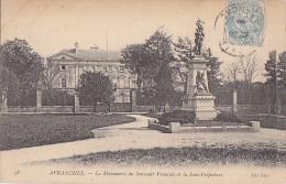 Avranches 50 - Monument Morts Parc Sous Préfecture - Avranches