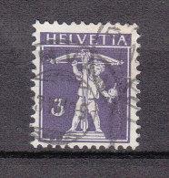 1909  N° 118 OBLITERE  CATALOGUE ZUMSTEIN - Suisse