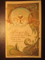 Image Religieuse Pieuse Ancienne E.BOUASSE Jean Louis PETELLAY 14 Aout 1929 - Devotion Images