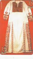 PALESTINE(chip) - Traditional Dress, 02/99, Used - Palestine