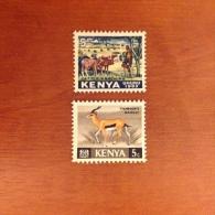 Kenya Antelope MNH - Francobolli
