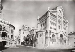 Principaute De Monaco - La Cathédrale Ca 1960 - Kathedrale Notre-Dame-Immaculée