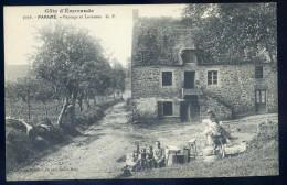 Cpa  Du 35  Paramé -- Paysage Et Laveuses  -- No 3036    PAR1 - Parame
