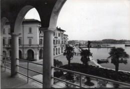 Porec Poreč - Hafenansicht 1958 - Jugoslawien