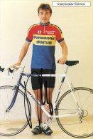 2722 Cyclisme Viatcheslav Ekimov   Dédicacée - Cycling