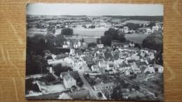 CPSM Grand Format - Jaligny - Vue Aérienne - France
