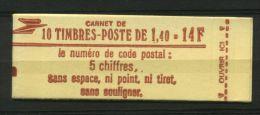 FRANCE ( CARNET ) : Y&T N°  2102-C 3   CARNET  NEUF  NON  OUVERT , A VOIR . - Usage Courant