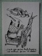 ILLUSTRATEUR CHARLES MOULY   ATTELAGE - Autres Illustrateurs
