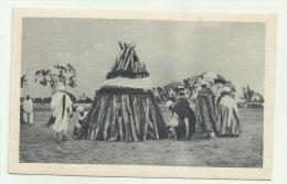 ERITREA COLONIA IL DAMERA' NON VIAGGIATA F.P. - Erythrée