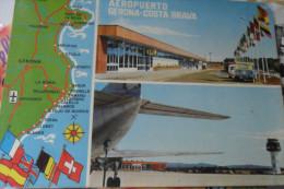 Vintage Airport Gerona Aeropuerto - Aerodrome