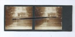 Photos Collées Sur Carton  - Précy Sur Oise - Maison De Madame Egret - Photos