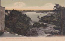 Maine Saco Saco River From Cataract Bridge