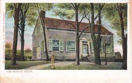 Maine Portland The Burton House