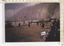 PO3428D# REPUBBLICA DI MALI - MOPTI - TEMPESTA DI SABBIA SUL NIGER  VG 1988 - Mali