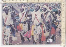 PO3446D# NIGERIA - KWARA STATE - TRADITIONAL DANCE - COSTUMI TIPICI  VG - Nigeria