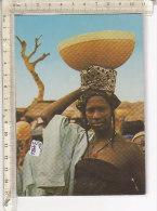 PO3448D# NIGERIA - DONNE COSTUMI TIPICI  VG 1980 - Nigeria
