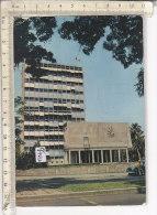 PO3451D# COSTA D'AVORIO - ABIDJAN - LA MAIRIE  VG 1969 - Costa D'Avorio