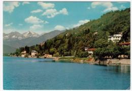 SUNA VERBANIA - MONTE ROSSO E VILLA MATER - VEDUTA - 1969 - Verbania