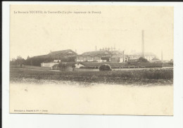 54 - Meurthe Et Moselle - Tantonville - La Brasserie  TOURTEL - La Plus Importante De France - Cliché Avant 1903 - - Francia