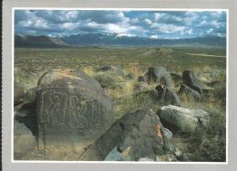 CPM Petroglyph Site - 20,000 Glyphes Jornado Mogollon Culture - New Mexico Carrizozo (rochers Gravés) Amerique Du Nord - Etats-Unis