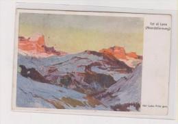 AUSTRIA WW I , Military Official  , Red Cross ROTES KREUZ Nr.403 Nice Postcard - Guerre 1914-18