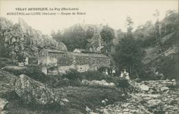 43 MONISTROL SUR LOIRE / Le Puy, Gorges De Billard / - Monistrol Sur Loire