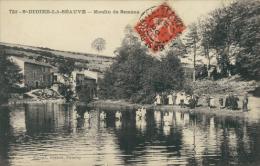 43 SAINT DIDIER EN VELAY / Saint-Didier-la-Séauve, Moulin De Semène / - Saint Didier En Velay