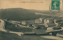 43 SAINT DIDIER EN VELAY / Saint-Didier-la-Séauve, La Gare / - Saint Didier En Velay