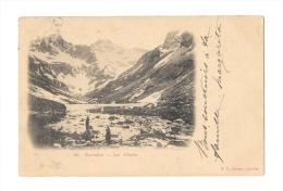 (6533-65) Cauterets - Lac D'Estôm - Cauterets
