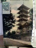 BELGIO BRUXELLES LAEKEN TOUR JAPONAISE   VB1910  FB6978 - Foreste, Parchi, Giardini
