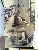 BELGIO BRUXELLES Overyssche Institut Du Sacré Coeur MATHER DOLOROSA MADONNA E GESU  DEPOSIZIONE   VB1918  FB6980 - Overijse