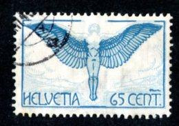 7679 - Swiss 1937  Michel # 189z II  ( Cat. 12.€ ) - Poste Aérienne