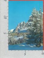 CARTOLINA VG ITALIA - CORTINA D'AMPEZZO (BL) - Pomagagnon - 10 X 15 - ANNULLO 1972 - Italia