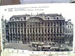 BELGIO Belgique Bruxelles Brussel ANCIENEN BOAURSE  MAISON DUC AUTO CAR CAMION  VB1958  FB6985 - Foreste, Parchi, Giardini
