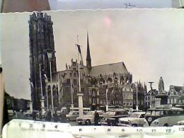 BELGIO Belgique MACHELEN KERK ST ROMBOUT AUTO CAR  VAN  VW  VB1958  FB6992 - Machelen