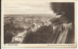 ANGOULEME , Un Coin De La Promenade De Beaulieu - Angouleme