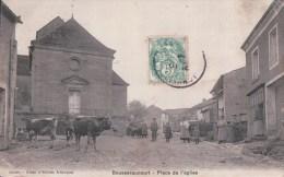 BOUSSERAUCOURT Place De L'Eglise - France