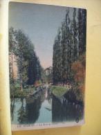 18 321 - CPA - BOURGES - LES RIVES DE L'YEVRE - EDITION LL N° 150 - COLORISEE - Bourges