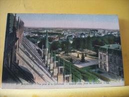 18 333 - CPA - BOURGES  - VUE PRISE DE LA CATHEDRALE - EDITION LL N° 3 - 1919 - COLORISEE - Bourges
