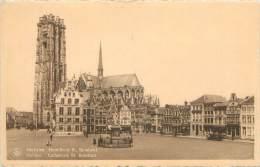 MALINES - Cathédrale St. Rombaut - Mechelen