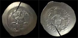 Nicephorus III Botaniates Electrum Histamenon Nomisma - Byzantium