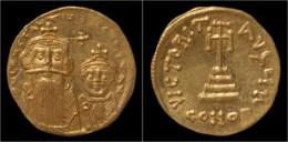 Constans II AV Solidus - Byzantine